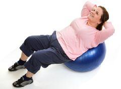 Диета и спорт смогут эффективно лечить ожирение