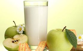 Яблочно-кефирная диета и ее польза