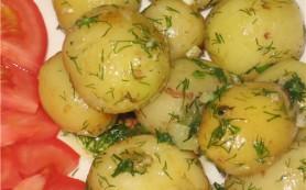 Молодая картошка поможет снизить вес