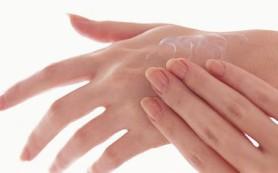 Устранение сухости кожи рук