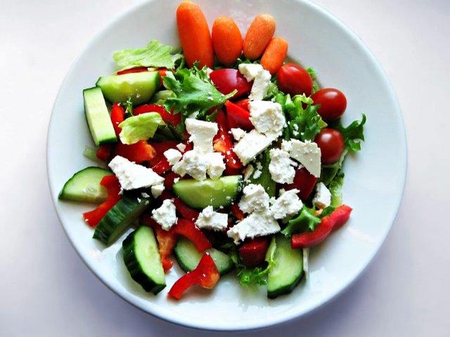 Можно ли греческий салат на диете
