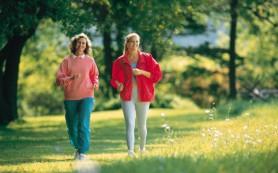Ходьба как альтернатива фитнесу