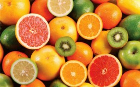 Цитрусовые продукты питания ухудшают здоровье женщин