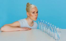 Водная диета поможет снизить вес