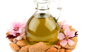 Миндальное масло поможет в уходе за кожей