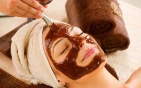 Шоколадные маски помогут ухаживать за кожей лица