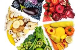 Худеем с помощью цветной диеты