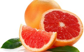 Грейпфруты помогут снизить вес