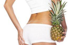 Особенности ананасовой диеты
