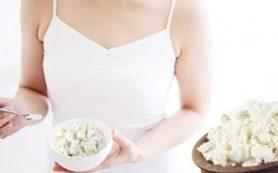Творожная диета поможет снизить вес