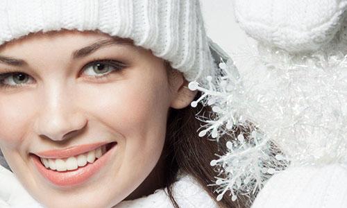 Пять секретов здоровой кожи зимой