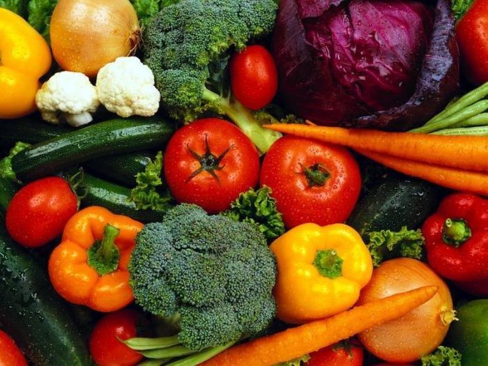 Десятидневная овощная диета
