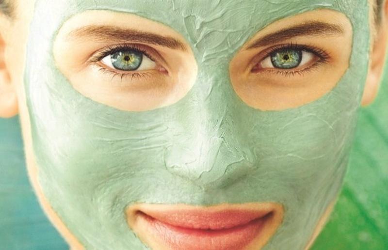 Полезные свойства косметической зеленой глины