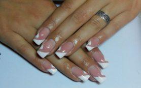 Процедура наращивания ногтей