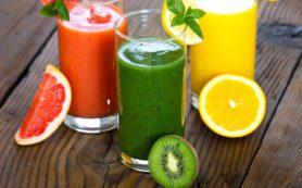 Как пить смузи и худеть