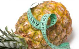 Ананасовая зимняя диета
