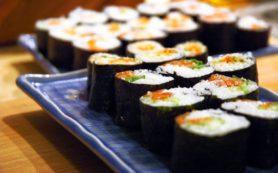 Суши: основа прекрасной диеты