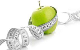 Яблоко поможет похудеть