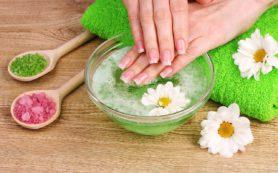 Эффективный уход для рук и ногтей в домашних условиях