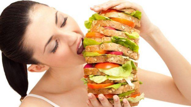 Аппетит и калории: связи никакой!