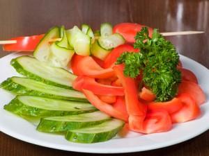 Зимняя овощная диета