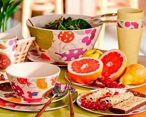 Эксперты: аппетит зависит от цвета продуктов и посуды