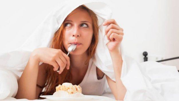 На диете мы впадаем в «спячку»