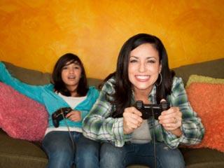 Исследование: видеоигры помогают похудеть