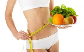 Как убрать жир с живота и бедер
