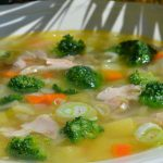 Как похудеть на диетических супах