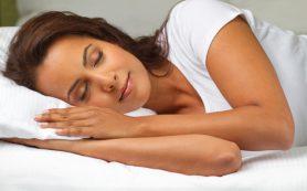 Здоровый сон поможет быстрее похудеть