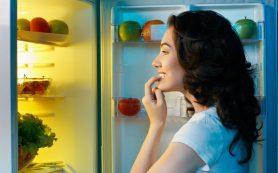 Ночные перекусы несомненно приведут к лишним килограммам