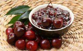 Похудеть поможет вишневое варенье