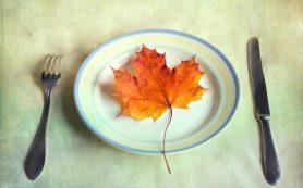 Как правильно похудеть осенью
