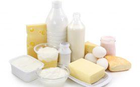 Молочные продукты помогут сбросить вес