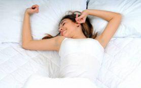 Здоровый сон способствует похудению