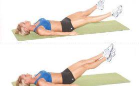 Упражнения для красивых ног