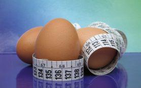 Два яйца на завтрак помогают похудеть