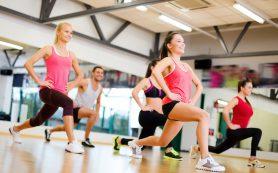 Фитнесом наиболее полезно заниматься утром