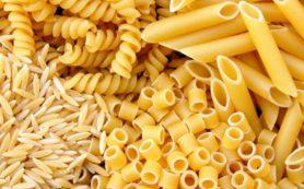 Макароны в основе диеты