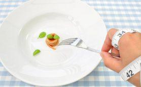Строгая диета на 7 дней