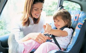 Выбираем детское автокресло