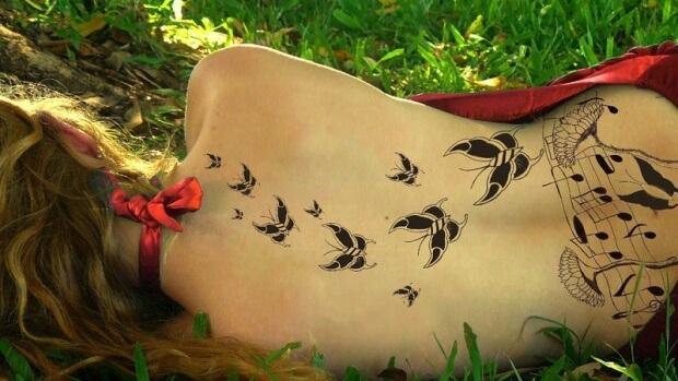 Влияние татуировок на здоровье женщины
