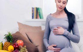 В период беременности жирная пища не лучший выбор для будущей матери