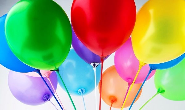 Веселые и полезные воздушные шары