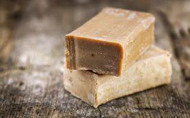 Хозяйственное мыло избавит от насморка и морщин на коже