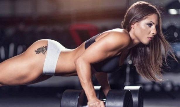 Обнаружено вредное влияние спорта на женщин