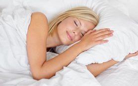 Качественный ночной сон помогает женщинам забеременеть