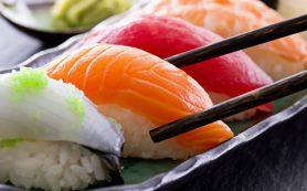 Польза употребления суши для здоровья