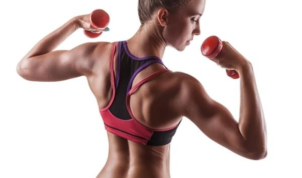 Поставь здоровье на первый план! Силовая тренировка.